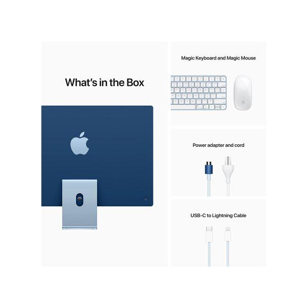 Apple iMac MJV93 (2021)(Blue) - 3
