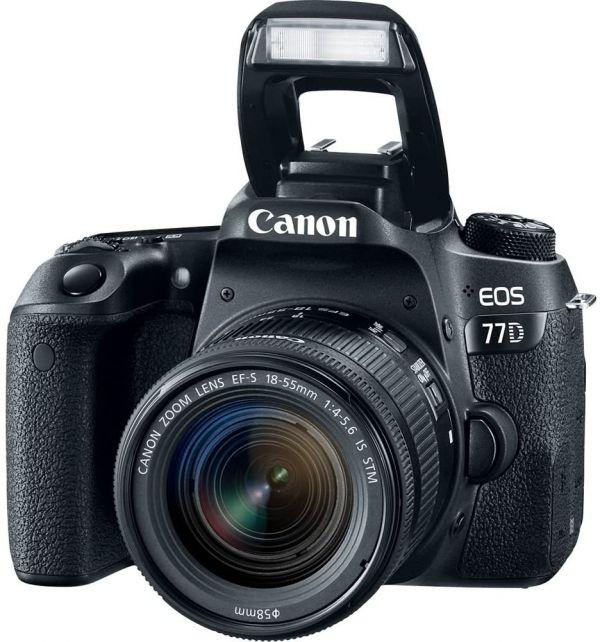 Canon EOS-77D(18-55mm) - 2