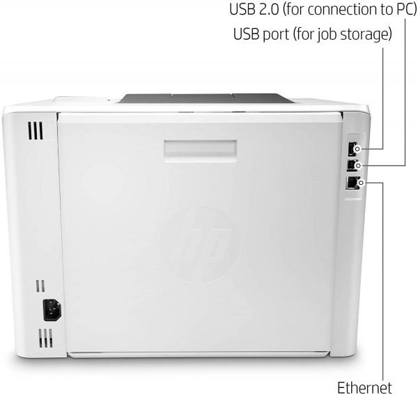 HP Color LJ Pro M454DN  - 7