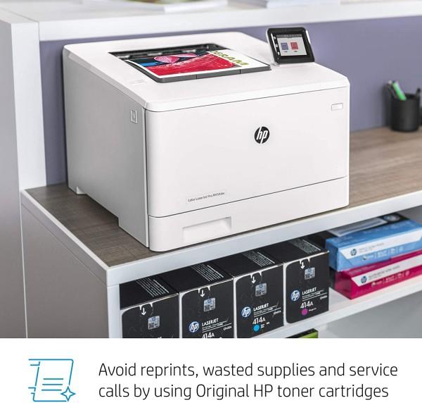HP Color LJ Pro M454DW  - 4