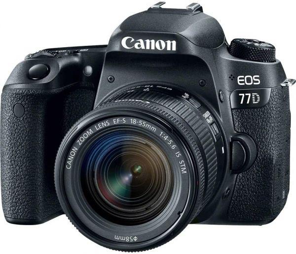 Canon EOS-77D(18-55mm) - 1