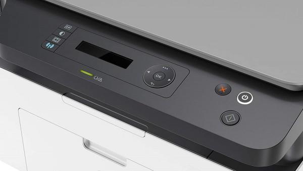 HP Laser MFP 135W - 4