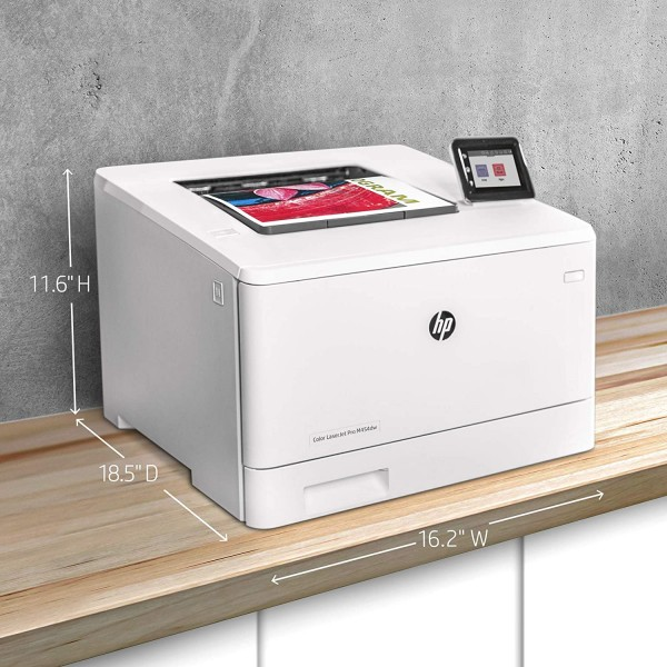 HP Color LJ Pro M454DW  - 7