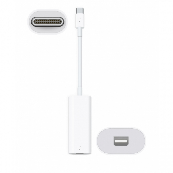 Apple Thunderbolt 3(USB-C) to Thunderbolt 2 - 2