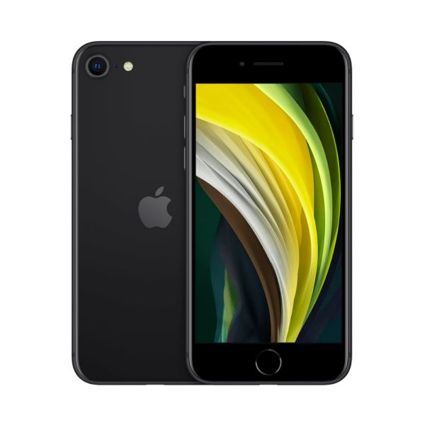 iPhone SE 128GB(2020)(Black)