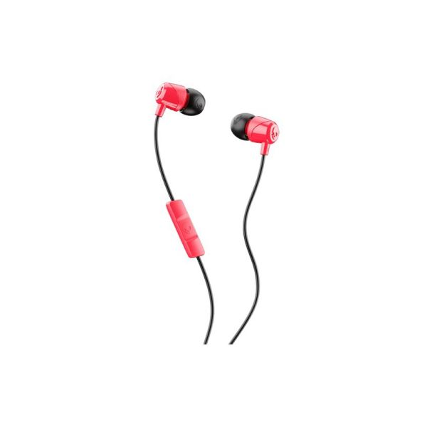 Skullcandy Jib Earbuds with Microphone Red