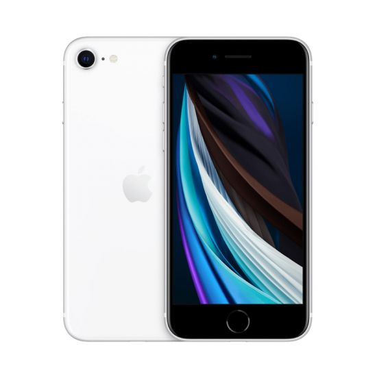 iPhone SE 64GB(2020)(White) - 19329